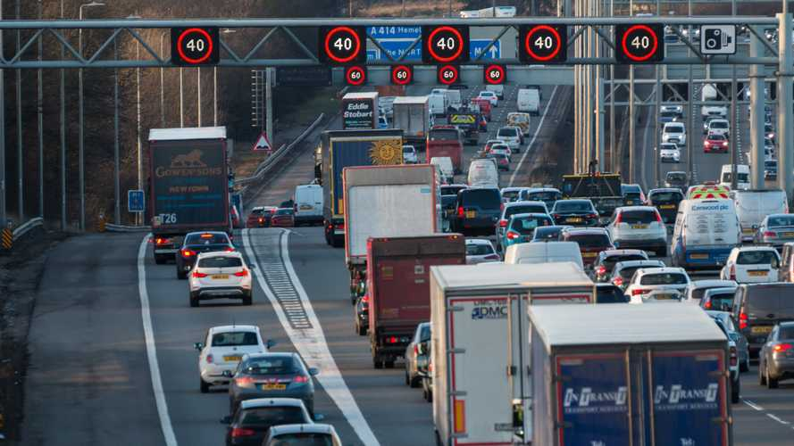 Less than half of UK drivers understand smart motorway rules