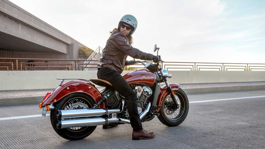 Indian Scout 100th Anniversary e Scout Bobber Twelve
