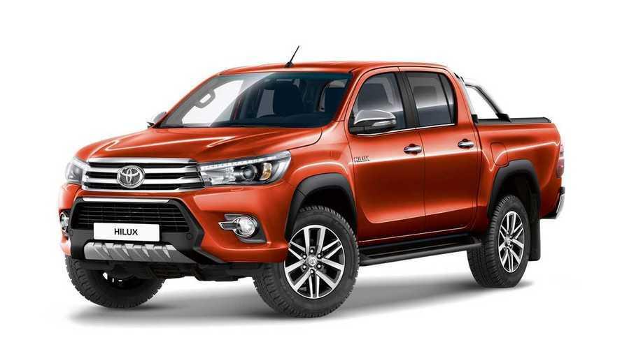 Toyota'dan Eylül ayına özel Hilux kampanyası