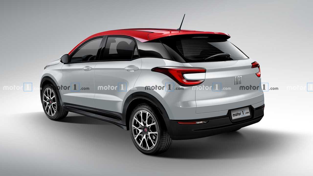 Fiat SUV - Projeção