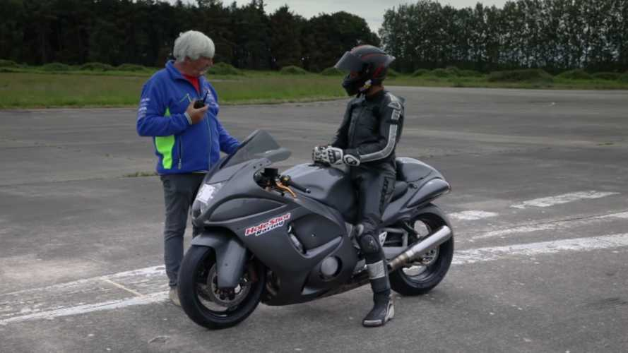 Guy Martin: in aeroporto a 435 km/h! [VIDEO]