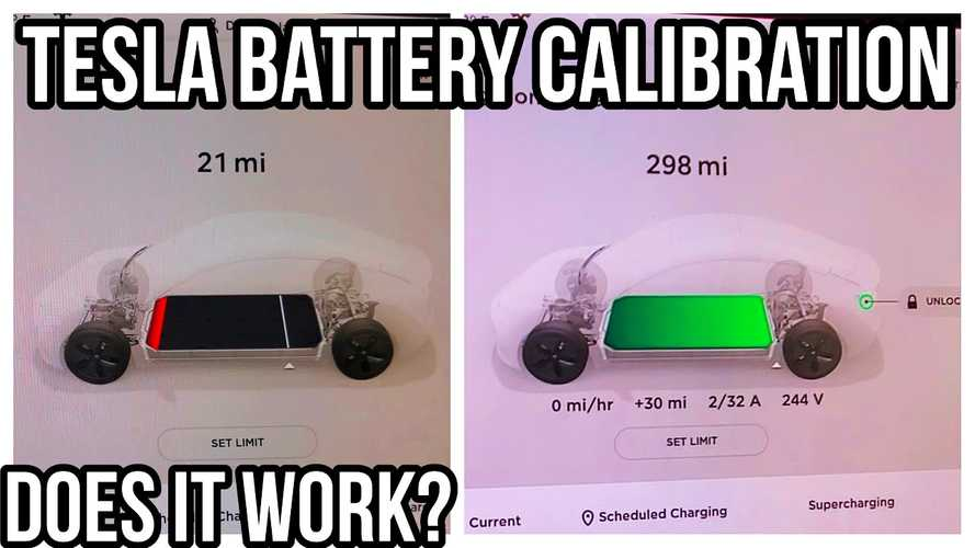 Does Battery Calibration Actually Recover Lost Range In A Tesla?