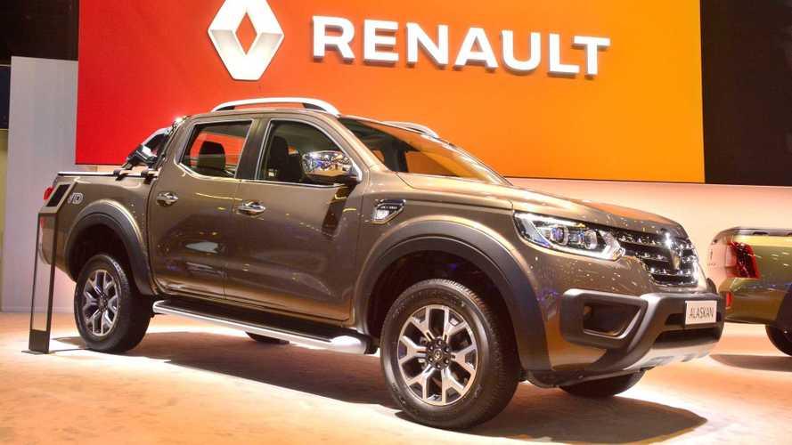 Salão de SP:  Renault Alaskan aparece, mas sem compromisso