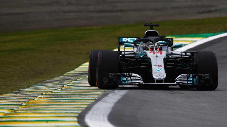 Hamilton sella el título de Mercedes y Ocon le quita la victoria a Verstappen
