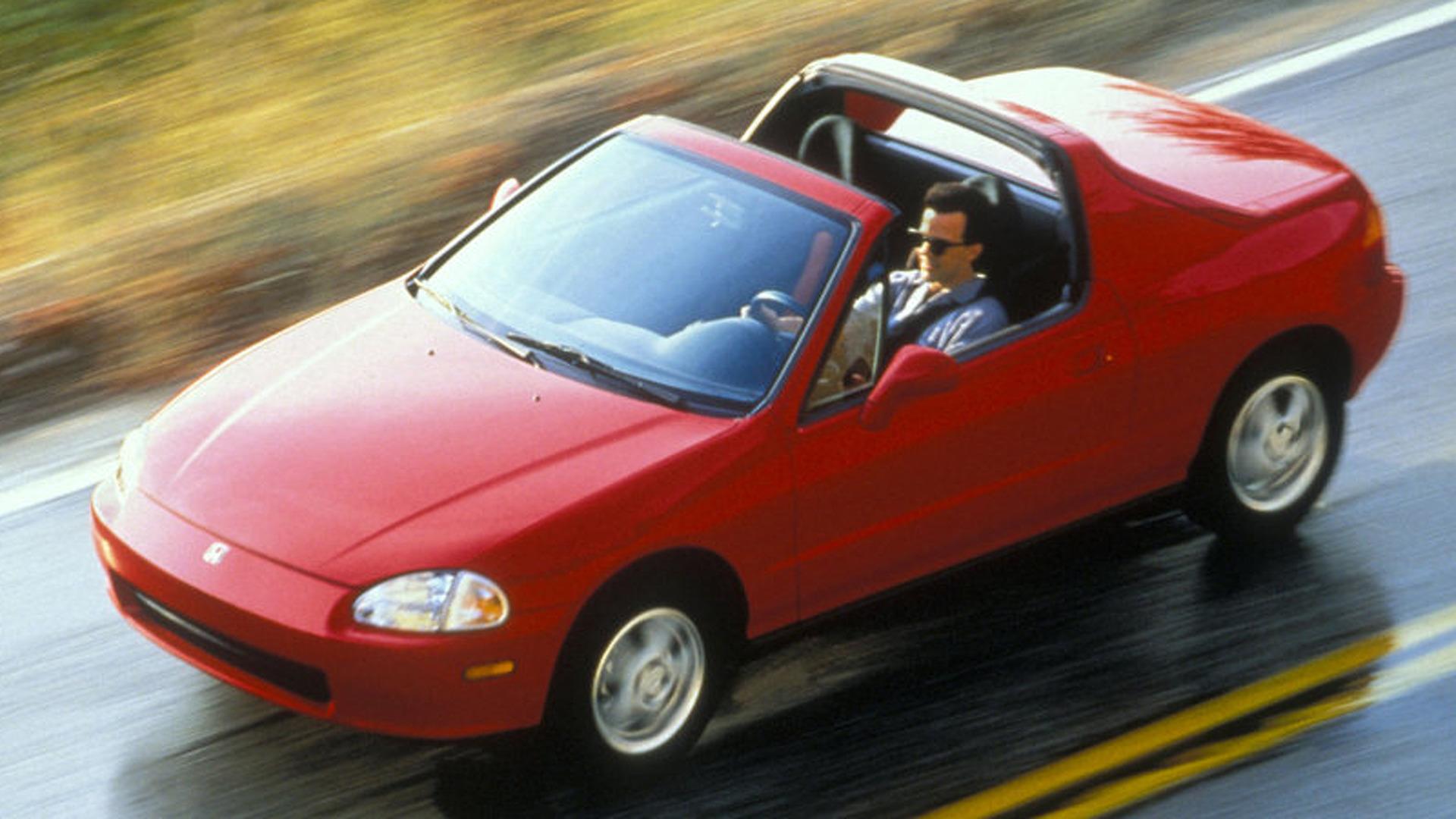 Worst Sports Cars Honda Del Sol