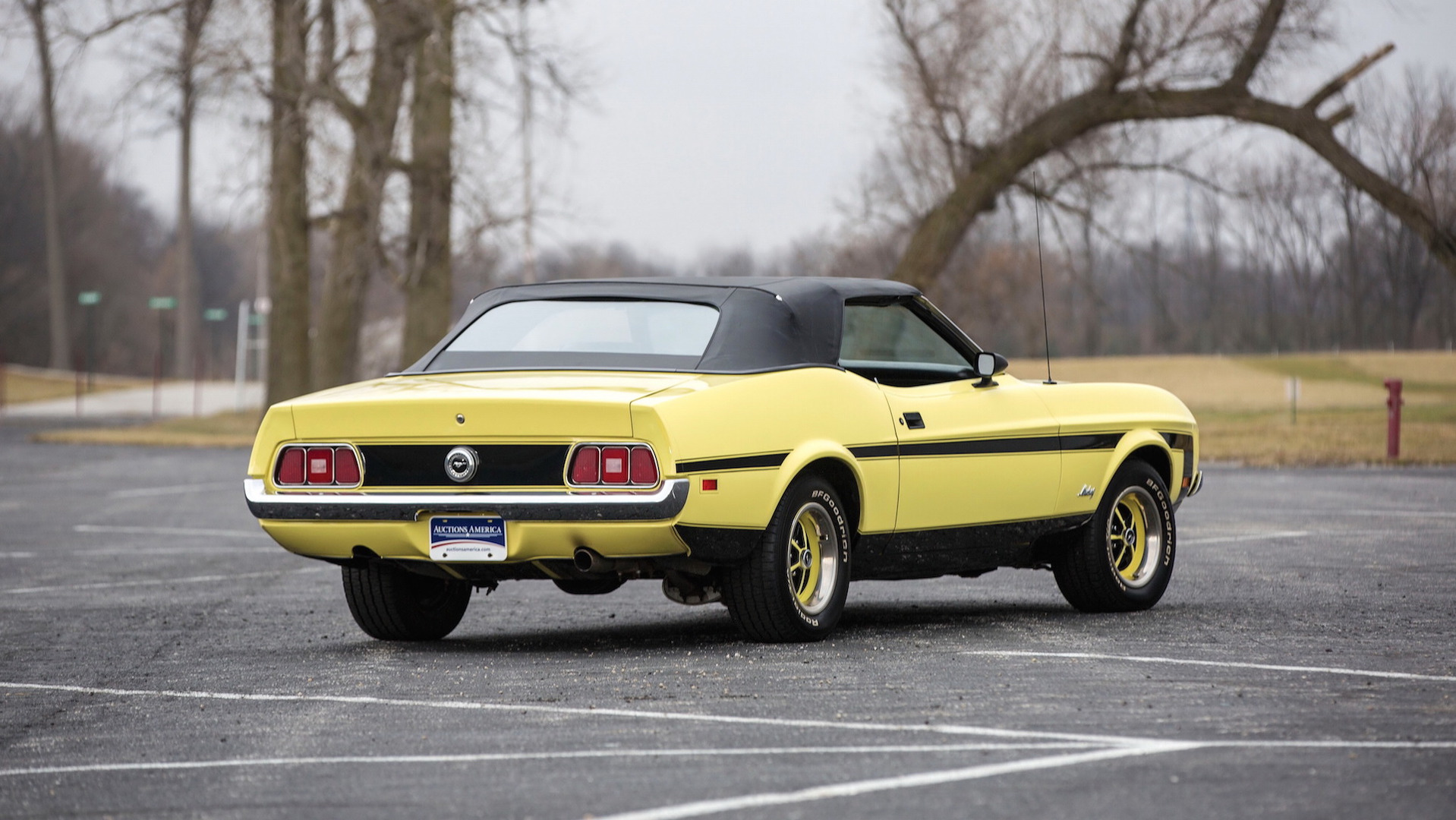 1971 Ford Mustang Convertible 1760264