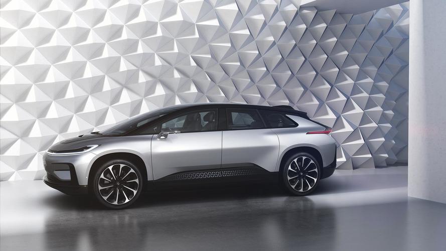 Faraday Future, yeni elektrikli otomobilinin yeni bir reklamını yayınladı