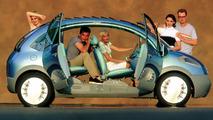 1998 - Citroën C3 Lumière Concept