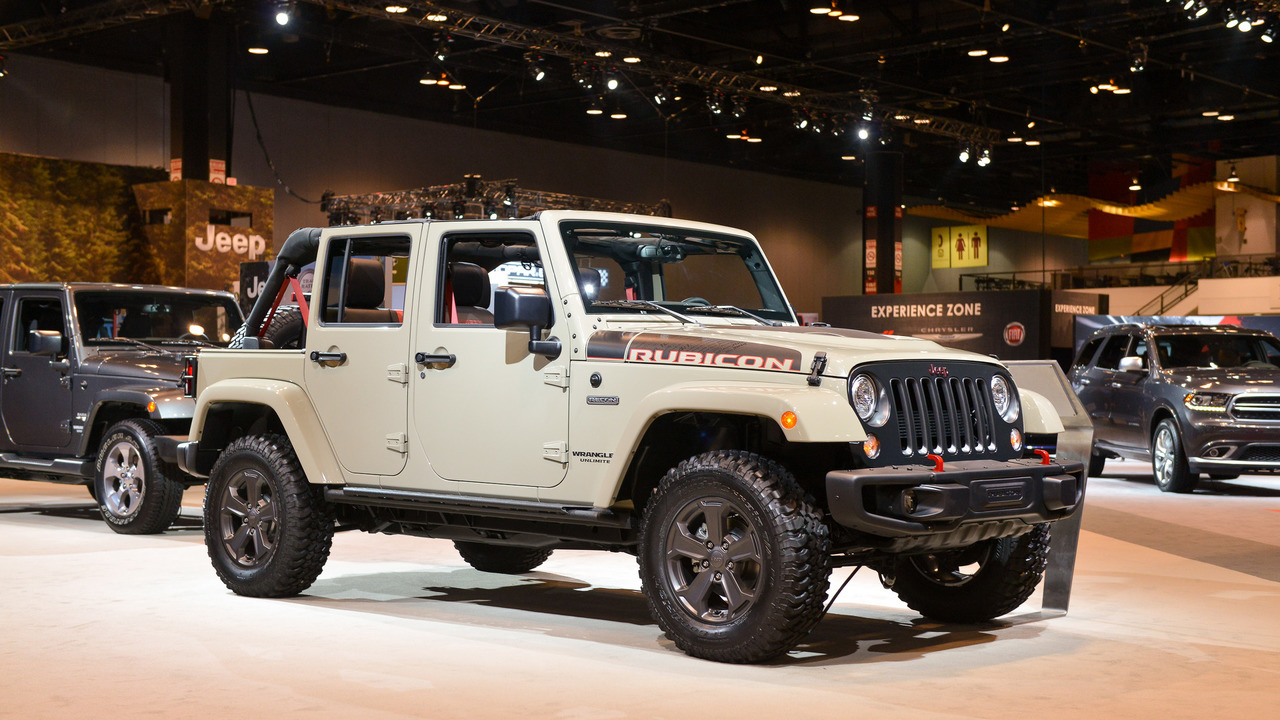 2017 Jeep Wrangler Recon Chicago