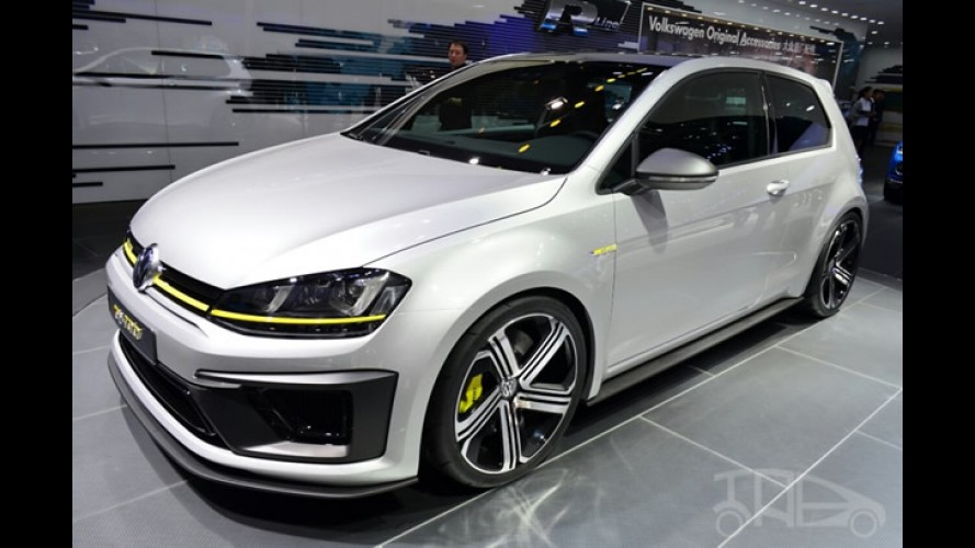 Golf R de 420 cv está confirmado e pode ser o hot-hatch mais rápido do mundo