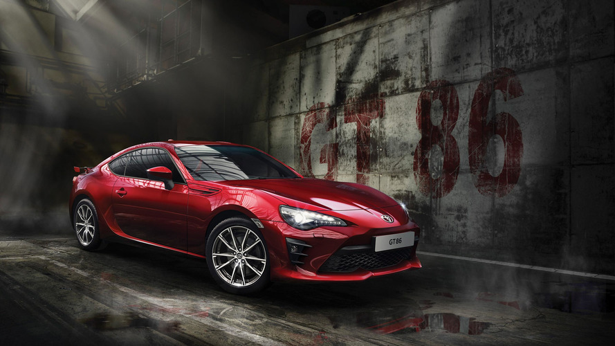 Toyota GB bids farewell to GT86 sports car to make way for new model