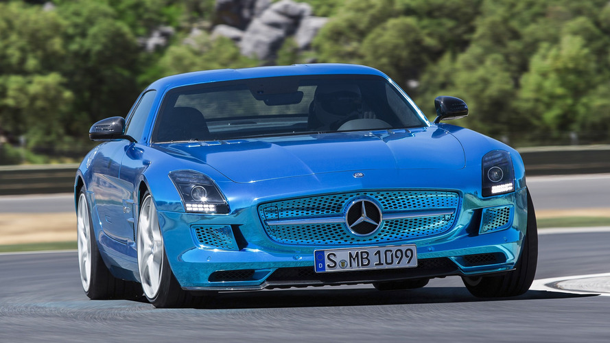 AMG Boss Admits The Future Is Electric And There's No Going Back