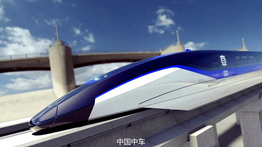 China's 370 mph maglev train due in 2020