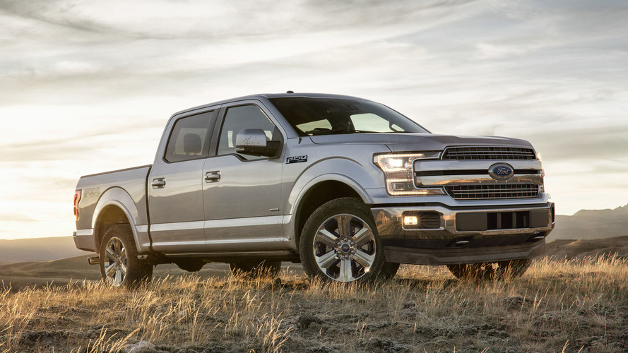 2018 Ford F-150 debuts with fresh face, diesel power
