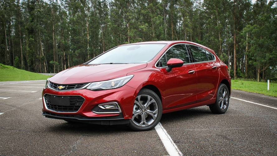 Novo Chevrolet Cruze Sport6 já está mais caro