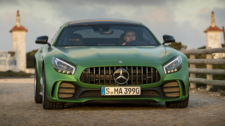 AMG: A GT R Black Series esetében minden a teljesítményről fog szólni