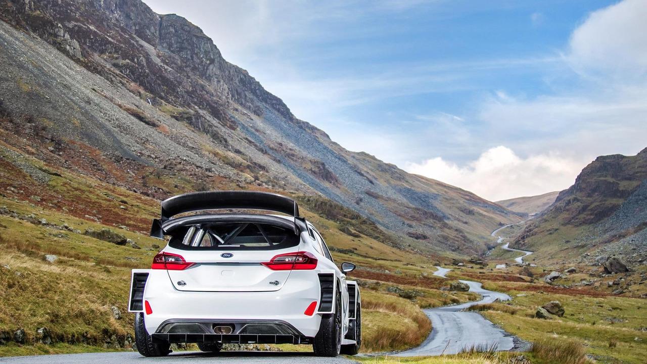 2017 Ford Fiesta WRC by M-Sport