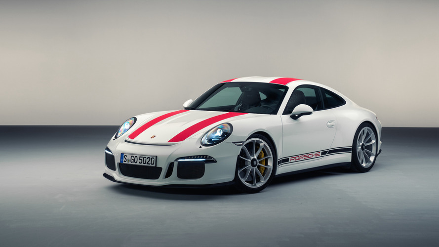 Porsche Announces Purist 911 Is Coming Without Production Limits