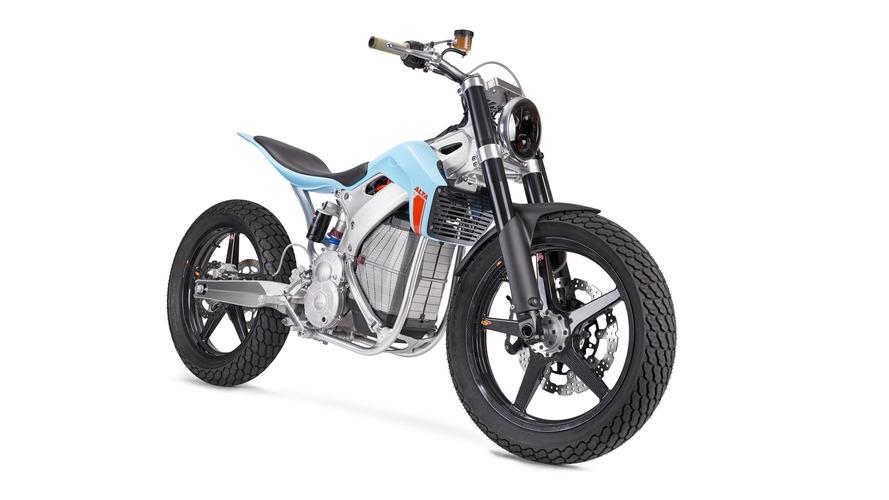 Alta Motors Dirt Tracker konsepti
