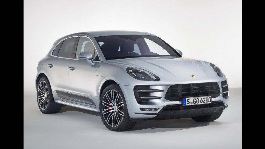 Porsche Macan Turbo ganha kit performance e vai a 440 cv