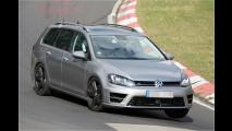 Erwischt: VW Golf R Variant