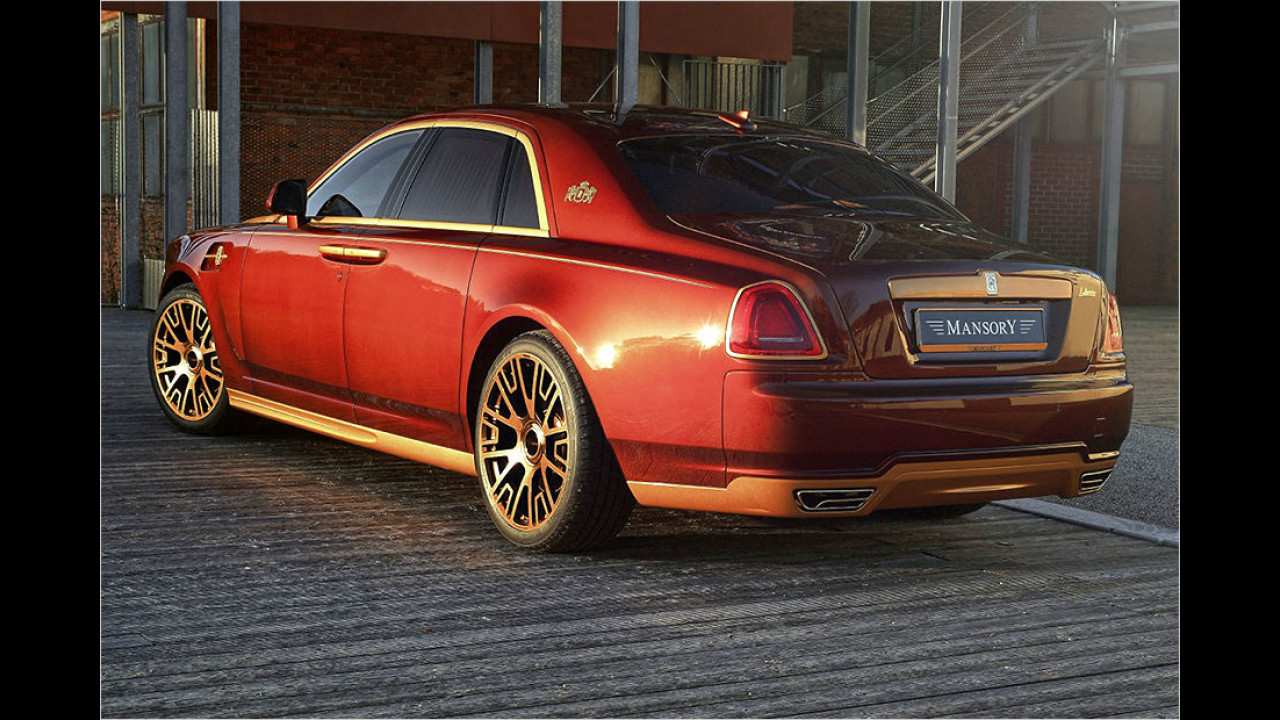 Mansory Rolls-Royce Ghost (2009 bis 2014)