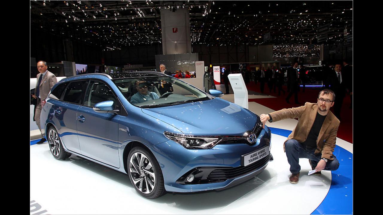 Flop: Toyota Auris