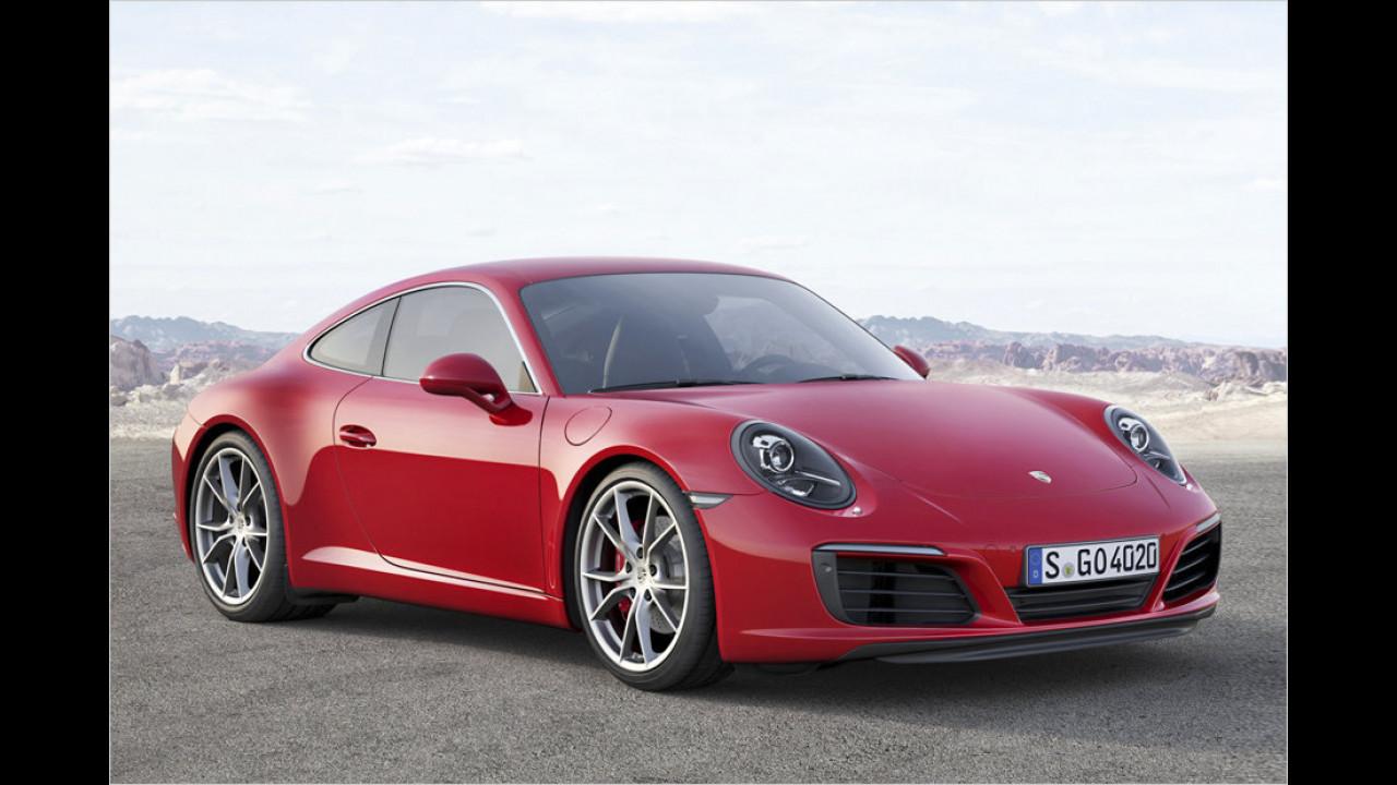Porsche 911 (2015)