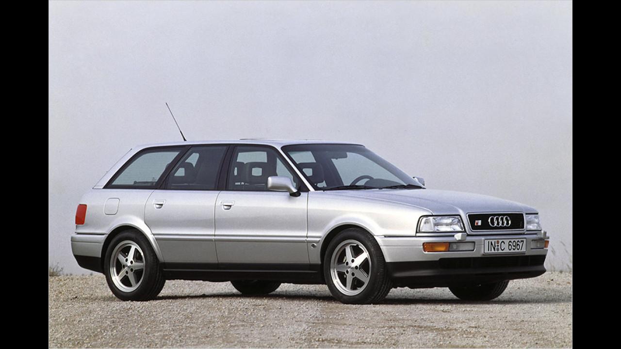 1991: Audi S2 Avant