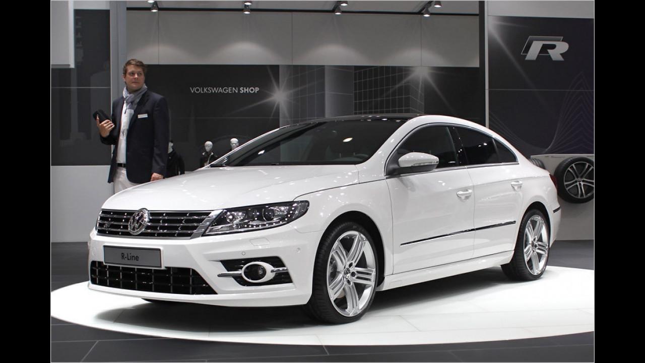 VW CC R-Line