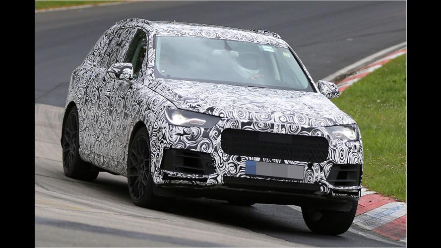 Neue Version des SUVs kommt nicht vor Mitte 2015