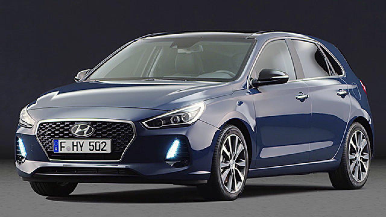 Neuer Hyundai i30
