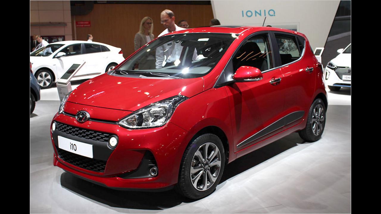 Hyundai i10 Facelift