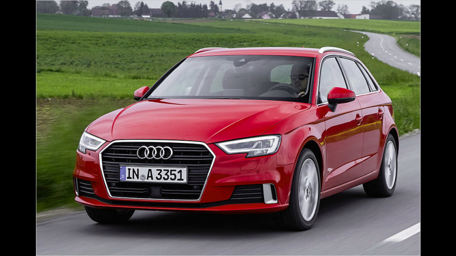 Audi Connect mit fest verbauter SIM-Karte