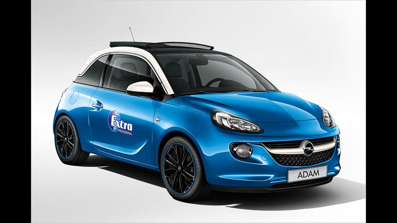 Opel Adam Wrigley