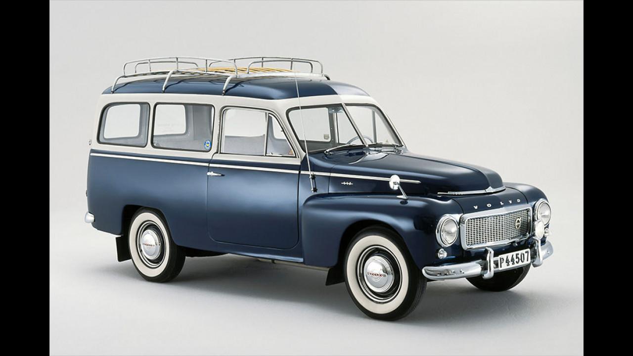 Volvo Duett: Eine Art Crossover