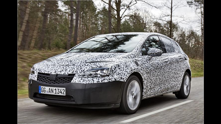 Unsere erste Ausfahrt im neuen Opel Astra