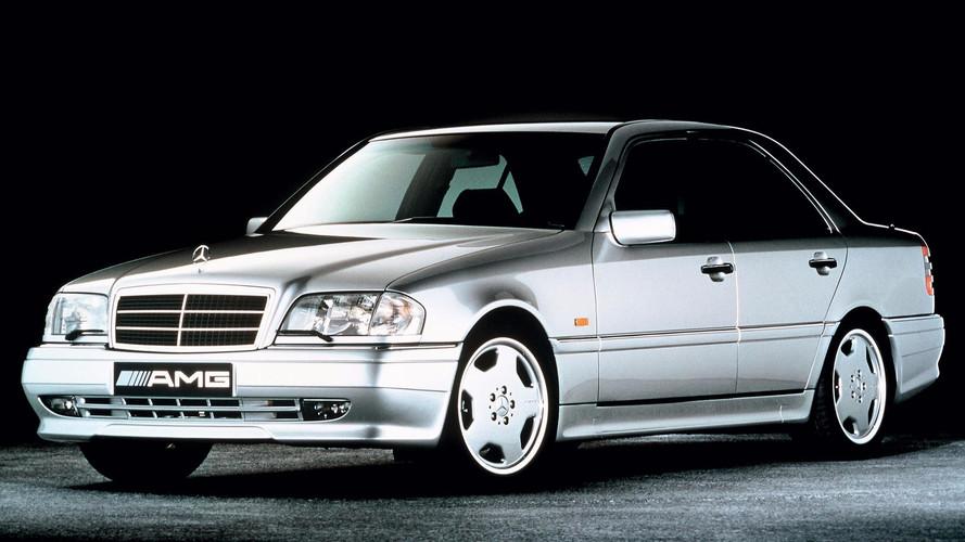 Les 50 ans de Mercedes AMG