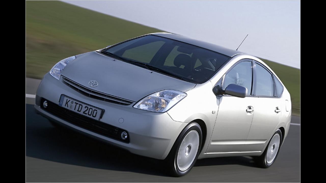 Kompaktklasse, 100.001 bis 150.000 Kilometer: Toyota Prius (2003)