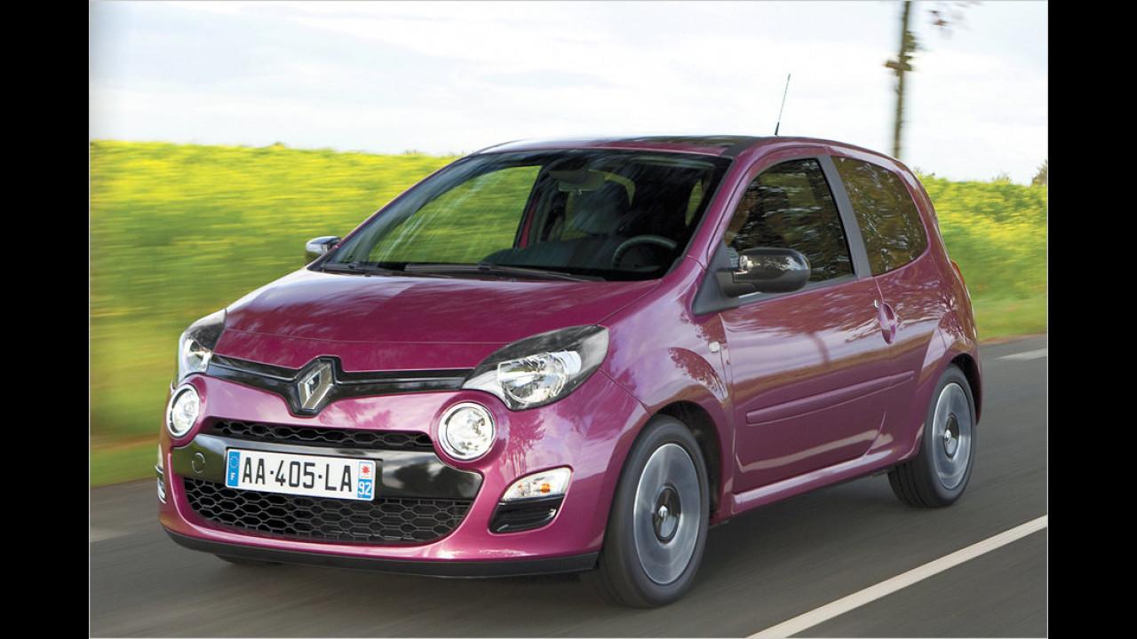 Geteilter Platz 7: Renault Twingo dCi 85
