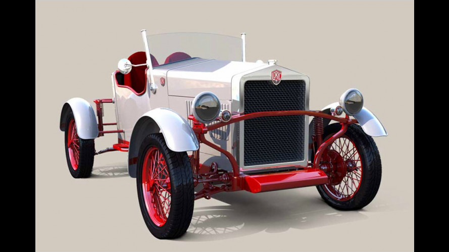 Loryc Electric: Aktuelle Technik im 1920er-Design