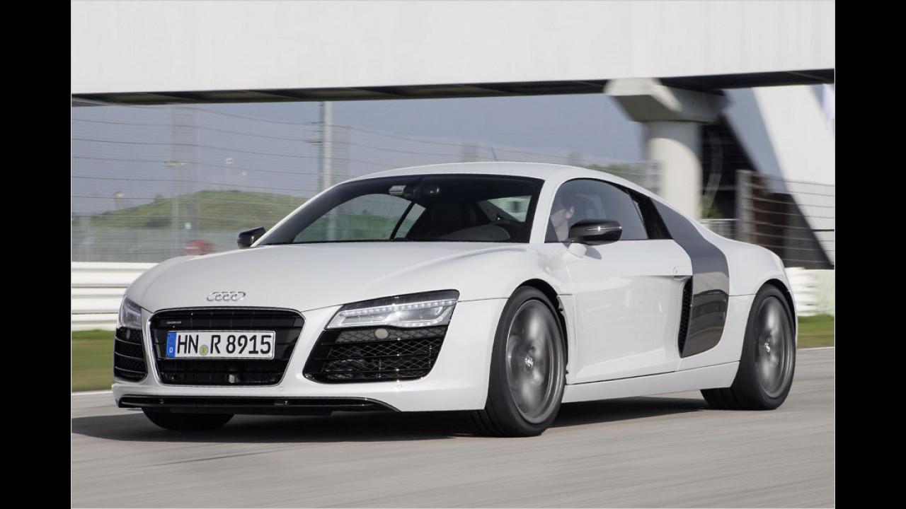 Audi im R8