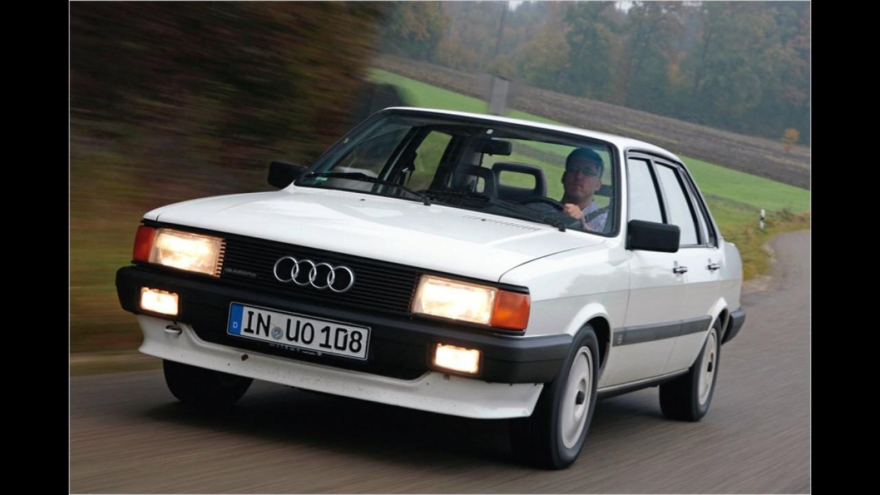 Audi 80 GTE quattro (1986)
