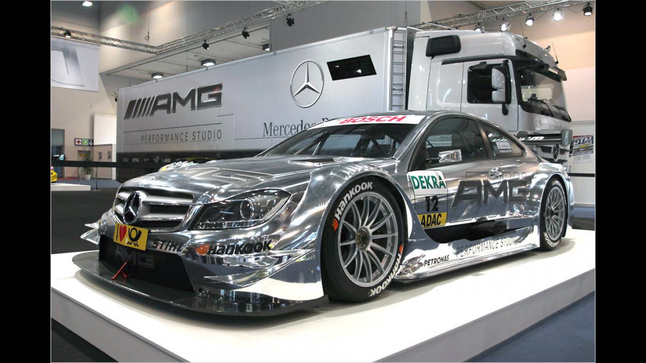 Mercedes C-Coupé AMG DTM