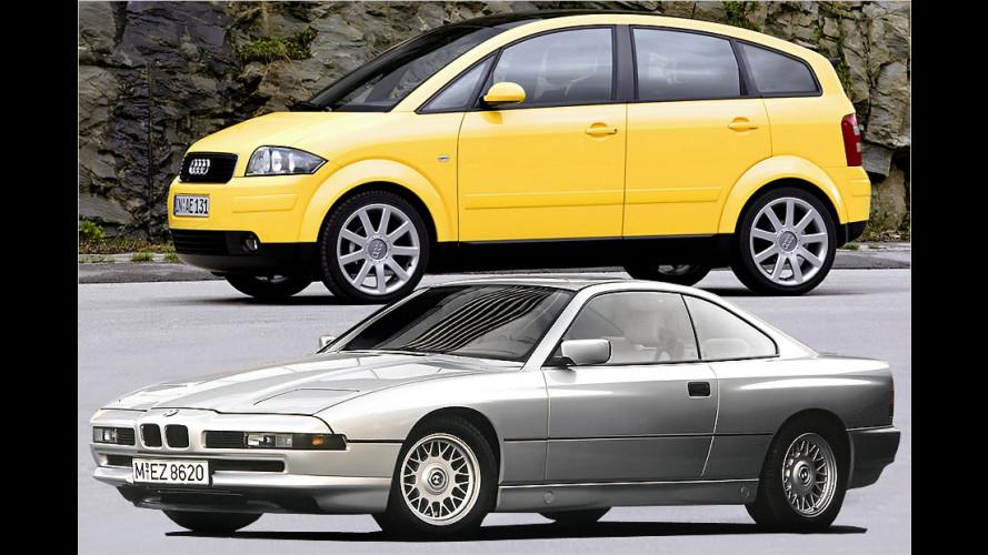 Diese Autos der 1990er werden Youngtimer