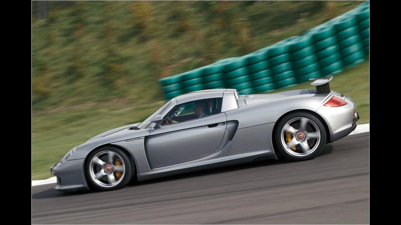 Porsche Carrera GT, Walter Röhrl, 2004