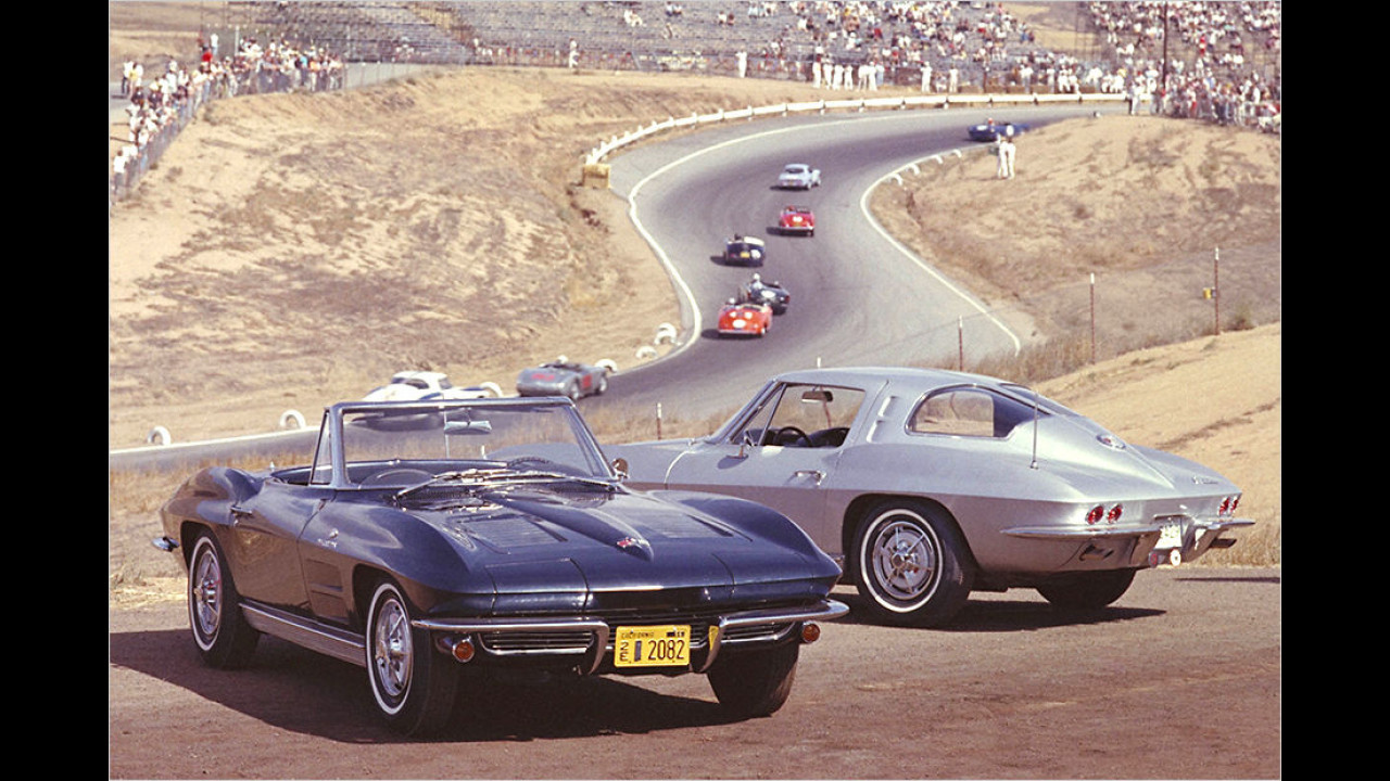 Chevrolet Corvette C2 Sting Ray