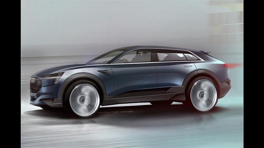 Audi Q6 kommt als E-Auto