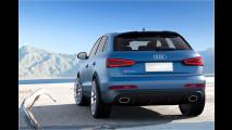 Scharf: Audi RS Q3