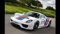 Rückkehr des Martini-Porsche